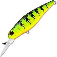 Воблер FISHYCAT TOMCAT 67SP-DR цвет X03 длина 67мм вес 6,7гр заглубление 1,5-2,0м взвешенный