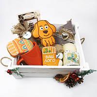 Корпоративные подарочные наборы к Новому году