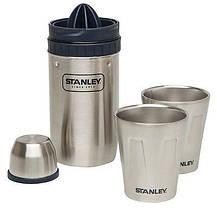 Набор туристический для выпивки шейкер + 2 стаканчика Stanley (Стенли)(10-02107-002), фото 2