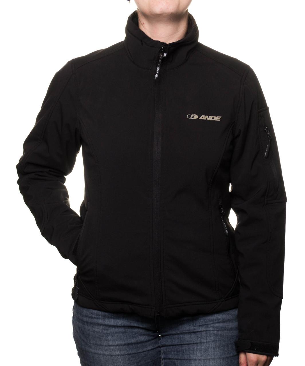 Куртка женская Ande Softshell Black S