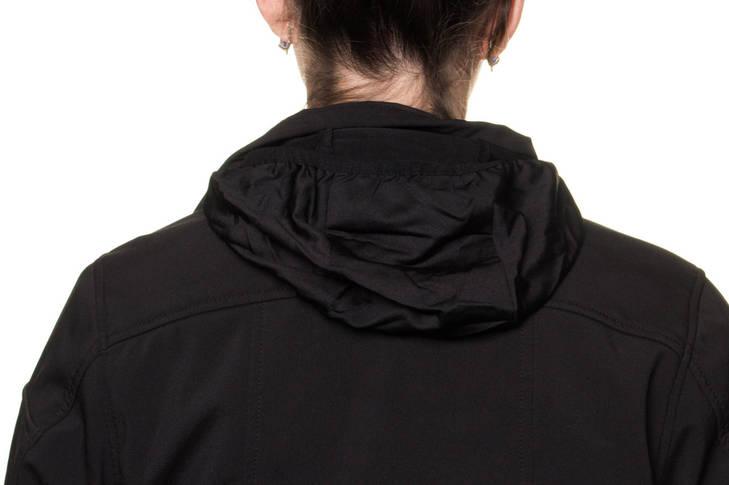 Куртка женская Ande Softshell Black S , фото 3