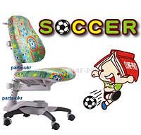 Детские кресла Оксфорд,  зеленый футбол, фото 1