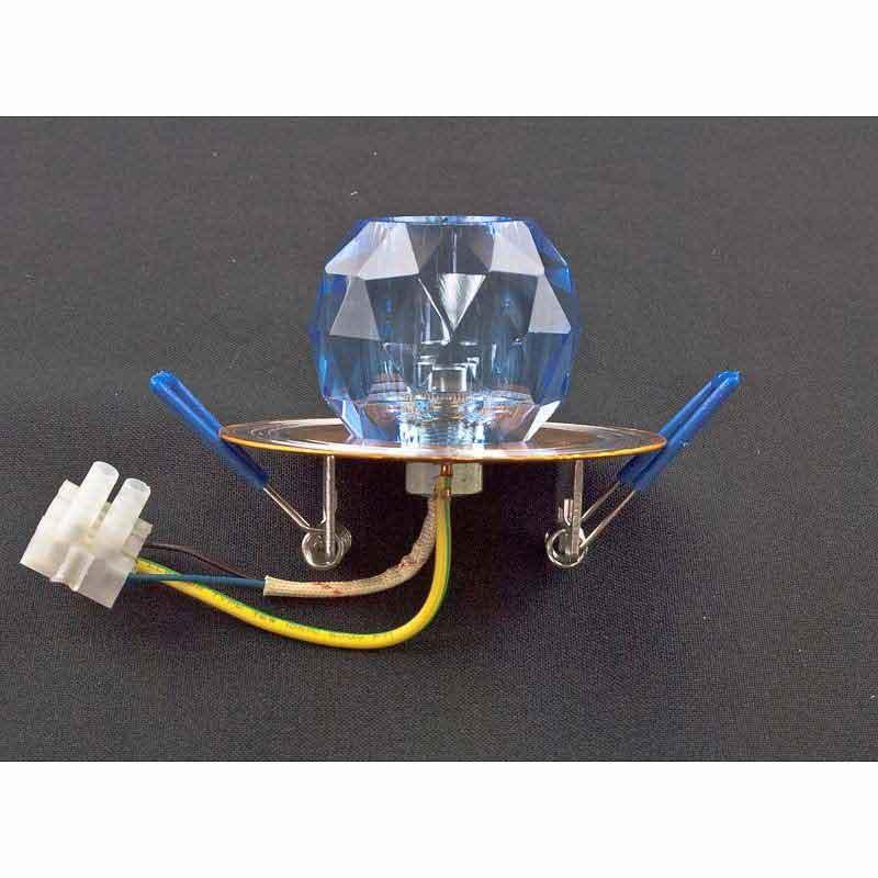 Точечный светильник 11825/1S CG BL 11825/1S CG BL