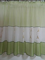 Кухонная тюль