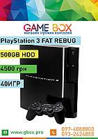 PlayStation 3 FAT 500 GB + 30 Игр PS3