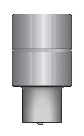 Пуансон, серия ТОР85, станция С.