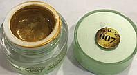 №07 Золото мелкое гель-ПАСТА Trendy Nails