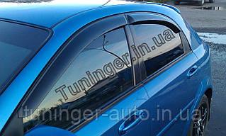 Ветровики, дефлекторы окон Chevrolet Lacetti hatchback 2002-2013