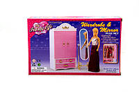 Игрушечная мебель для кукол gloria 2313 Гардероб