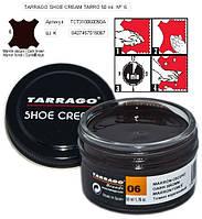 Крем для обуви Tarrago Shoe Cream 50ml 50 ml, 06 ТЕМНО-КОРИЧНЕВЫЙ, фото 1