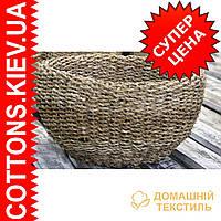 Корзина круглая большая двойная вязка PAVIY (Турція,  BDH62S/3)