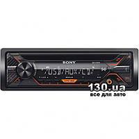 CD/USB автомагнитола Sony CDX-G1201U