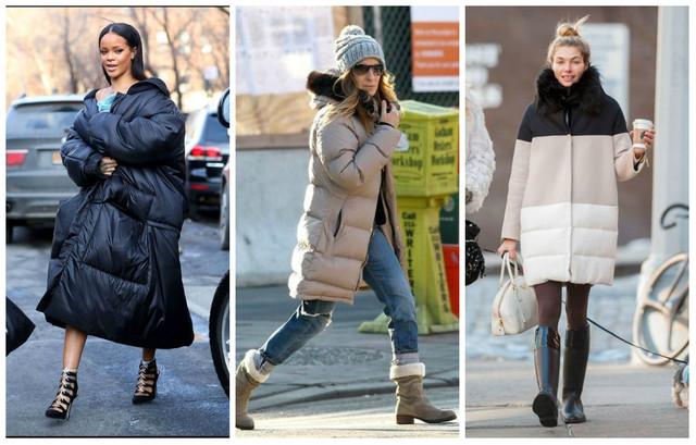 Зимние пуховики, пальто, парки