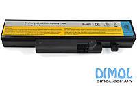 Оригинальная аккумуляторная батарея для Lenovo IdeaPad Y460, Y560, B560, V560 series, black, 5200mAhr, 10.8-11