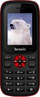 """Мобильный телефон Bravis C180 Jingle 2 Sim, 1.77""""  Гарантия 12 мес."""
