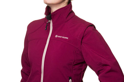 Куртка женская Great Escapes Stormx Rhododender S, фото 2