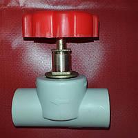 Pp - r кран вентиль 25 мм