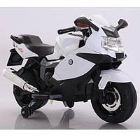 Детский Электромотоцикл T-7216 WHITE