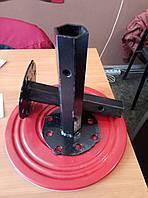 Полуось (ступица) ф 32мм для мотоблока универсальная (с цельнотянутой трубы)