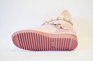 Угги розовые LorBacsa, фото 3