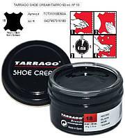 Крем для обуви Tarrago Shoe Cream 50ml 18 ЧЕРНЫЙ