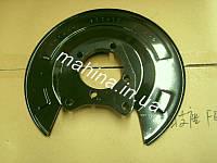Щиток грязезащитный диска тормозного заднего левый Geely Emgrand 7 (EC7) Джили Эмгранд 7 (ЕС7) 1064001289
