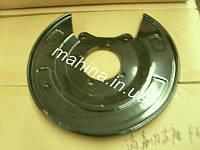 Щиток грязезащитный диска тормозного заднего правый Geely Emgrand 7 (EC7) Джили Эмгранд 7 (ЕС7) 1064001290