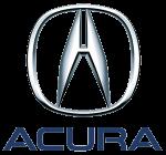Резиновые коврики в салон Acura