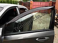 Вітровики, дефлектори вікон Chevrolet Lacetti sedan 2002-2013 (ANV), фото 1