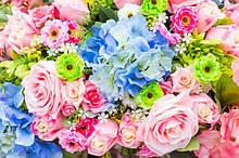 Вафельні картинки Квіти
