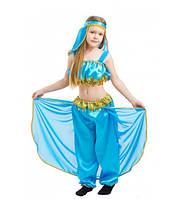 Детский карнавальный костюм Жасмин, восточной красавицы
