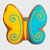 Бабочка украинская