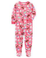 Флисовая пижама на 2 года