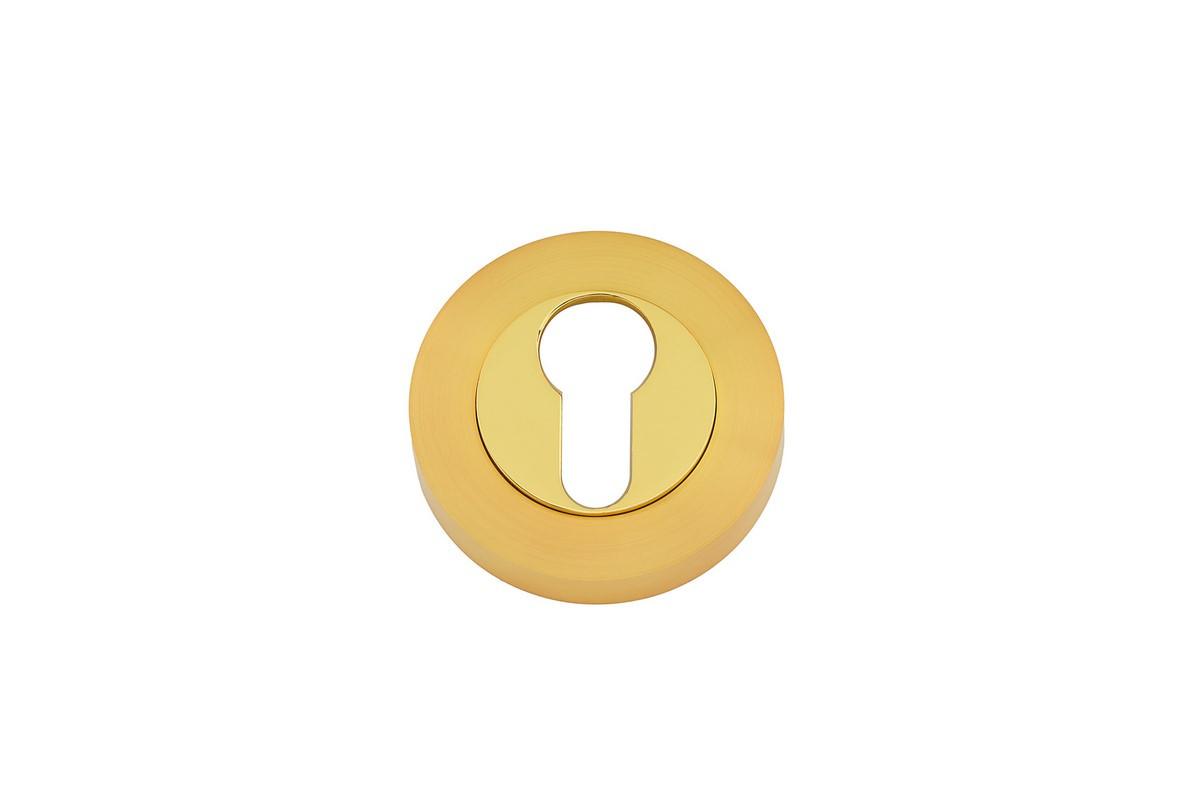 Накладка под цилиндр Gavroche - Z2 EH sb/pb (золото-матовое золото)