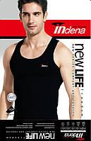 Майка мужская Indena 91005 черная