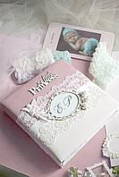 Фотоальбом для девочки handmade