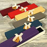 Подарочная коробка-браслетница С ДЕФЕКТОМ 22842-02(6 шт) Цена указана за одну коробку