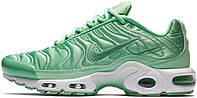 Женские кроссовки Nike Air Max Plus Satin Green