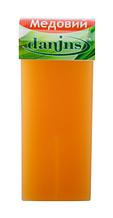 Сахарная паста шугаринг Danins в картридже Мягкая Мед, 150 г