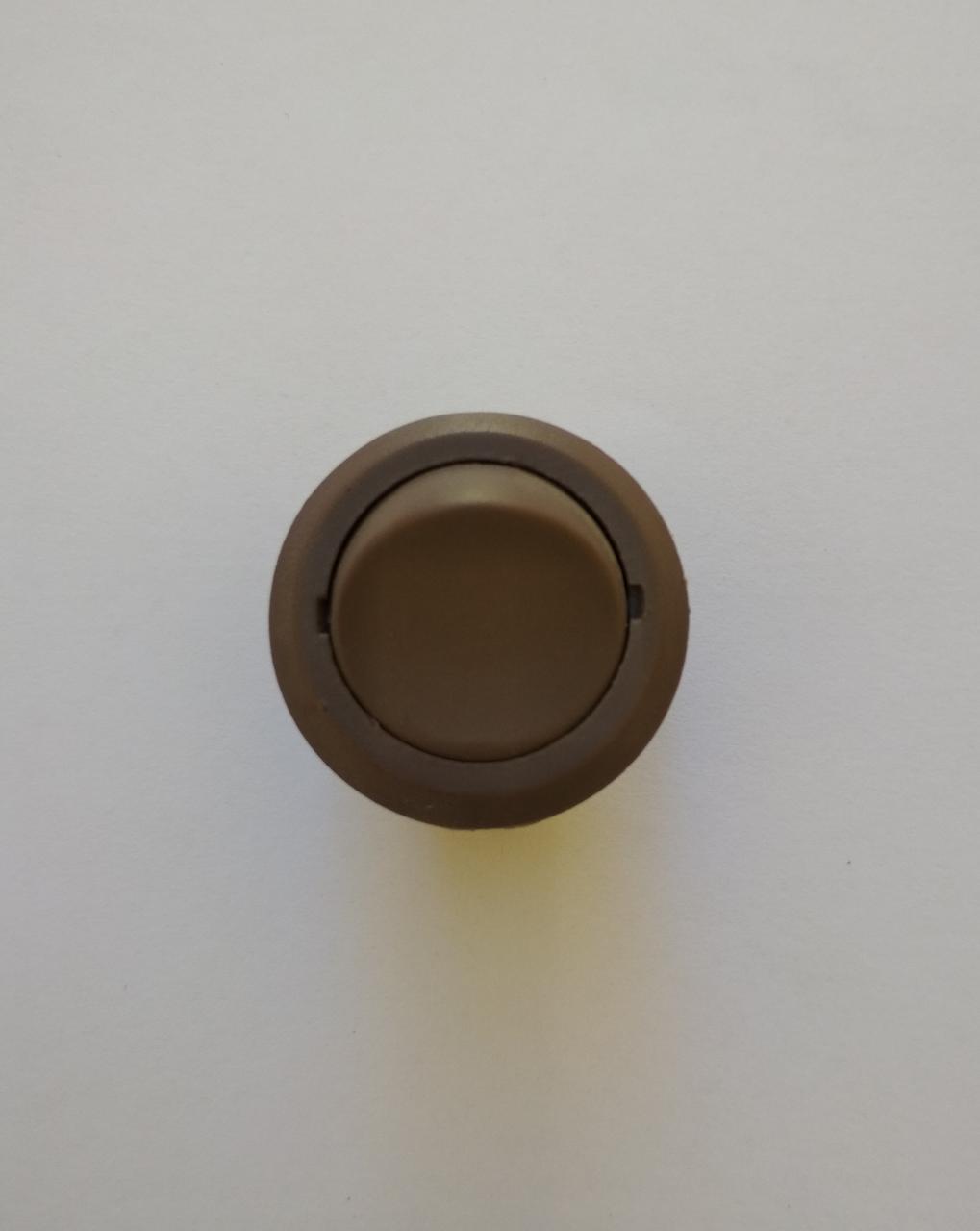 Вимикач коричневий