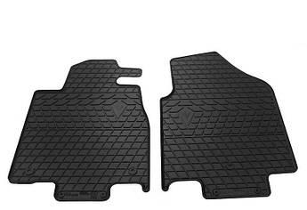 Коврики в салон резиновые передние для Acura MDX 2006-2013 Stingray (2шт)