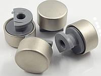 Комплект креплений для зеркала сатин D-16 мм. (4 шт)