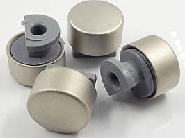 Комплект кріплень для дзеркала сатин D-16 мм (4 шт)