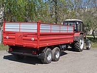 Прицеп полуприцеп тракторный ТСП-10т с выгрузкой на три стороны