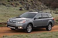 Авточехлы Subaru Outback с 2009 EMC Elegant