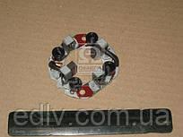 Щітка стартера МТЗ 12В компл. з щіткотримач для стартерів 2,8 і 3,2 кВт (ТМ JUBANA)123703501
