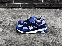Мужские кроссовки New Balance 1500 Blue/Gray