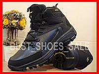 Зимние мужские сапоги ботинки кроссовки RESTIME 46