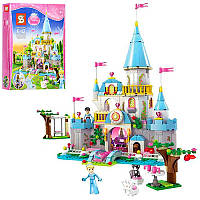 Конструктор SY325 DISNEY PRINCESS замок принцессы
