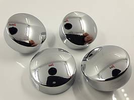 Комплект кріплень для дзеркал хром,D= 24мм (4шт)